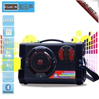 USB/TF card FM audio With Karaoke Function SPEAKER