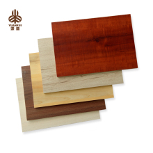 20MM Thick Fire Rated Pvc Laminated Mdf Board For Furniture Use Interior
