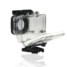 with Side Opening with Lens camera waterproof case for nikon d7000