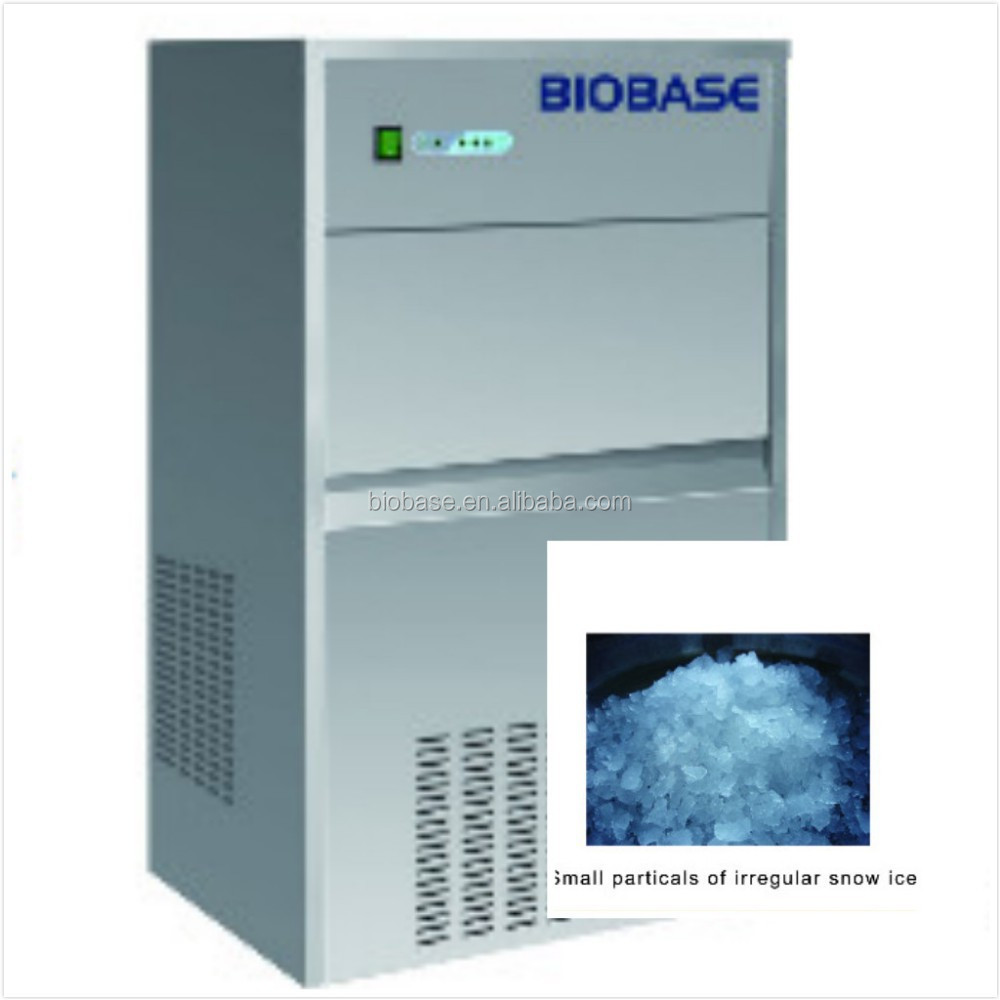Biobase high quality cheap small flake snow ice maker machine for sale