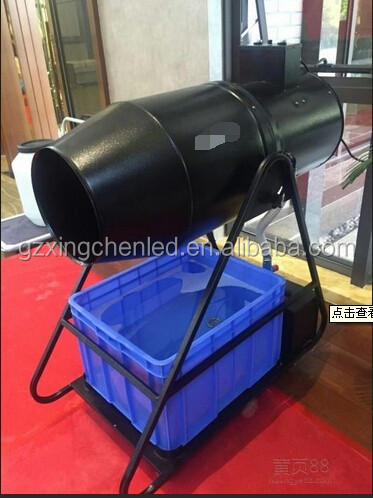 High Power 1800w Jet Foam Canon dj party decoration foam machine