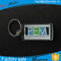 promotional customized acrylic cheapest keychain