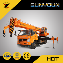 Factory Wholesale To Use Factory 16Ton Truck Crane Log Crane