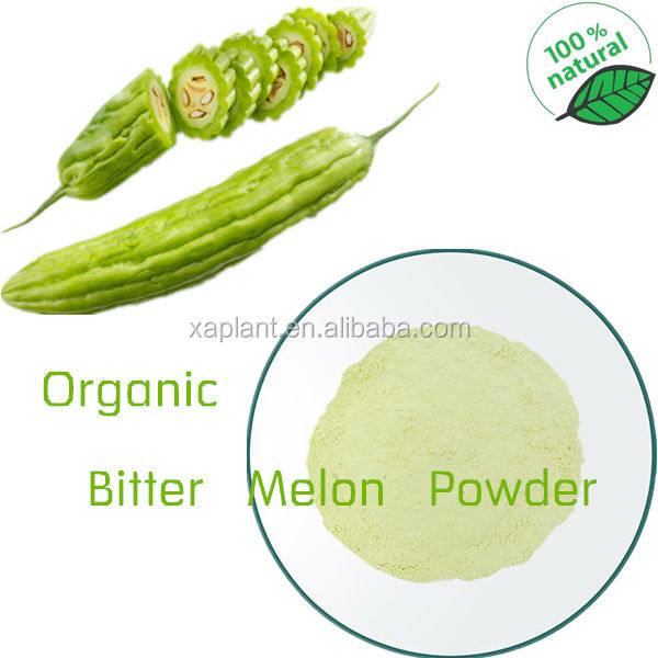 Extraction of Charantin Bitter Melon Powder