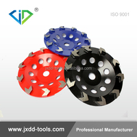 Metal Bond Diamond Grinding Cup Wheels/Disc For Concrete and Stone Polishing