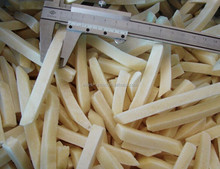 IQF high quality frozen diced potato prices 2016