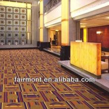 Fiber Optic Carpet AS001, Economy Hotel Carpet, Logo Door Mat