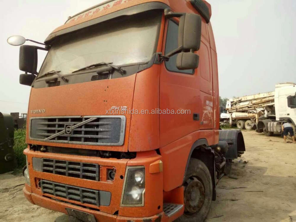 Used VOLVO truck model FH12 420HP for sale