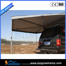 car side wing awning car roof tent with fox wing awning 4wd car side extension awning