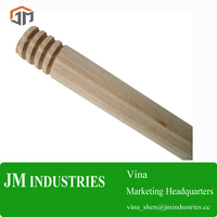 Hot sale top quality nature wooden broom handle manufacturer
