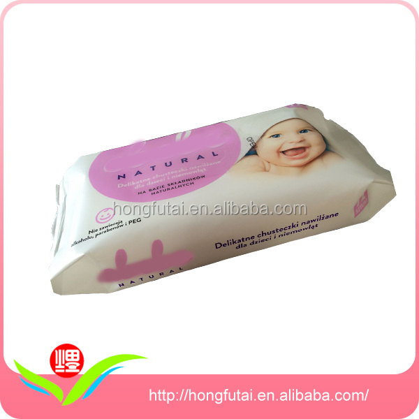 ISO Certification Cotton OEM Service Wet Tissue Factory