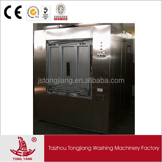 disinfection equipment / industrial washing machine for hospital