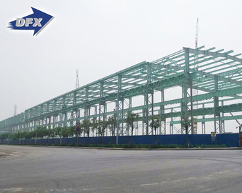 Prefabricated High Rise Steel Houses Hospital Building With Sandwich Panel Wall