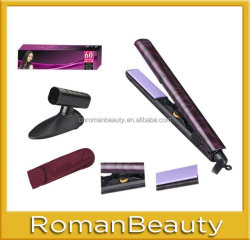Remington Silk Ceramic Flat Iron 2 Inch Dual Voltage Hair Straightener