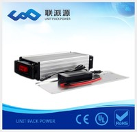 Light weight e bike 36v lithium battery/ electric bike battery with BMS