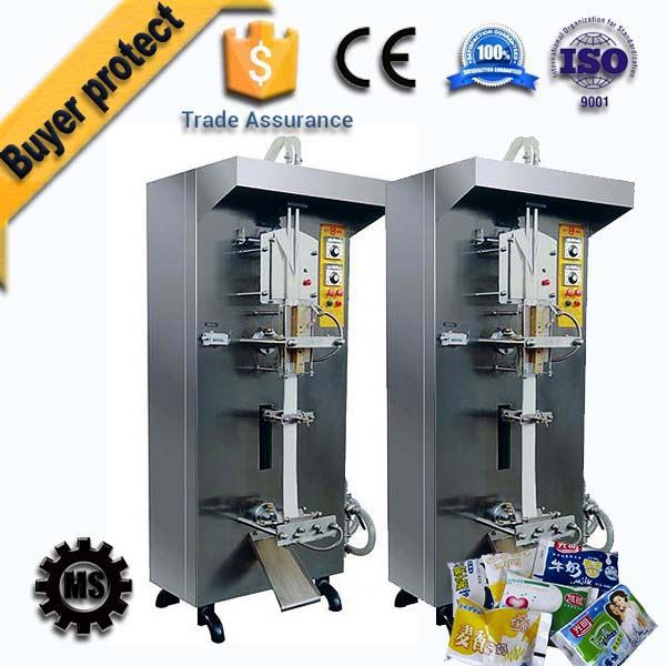 Large Capacity Automatic pure water packing machine price from china