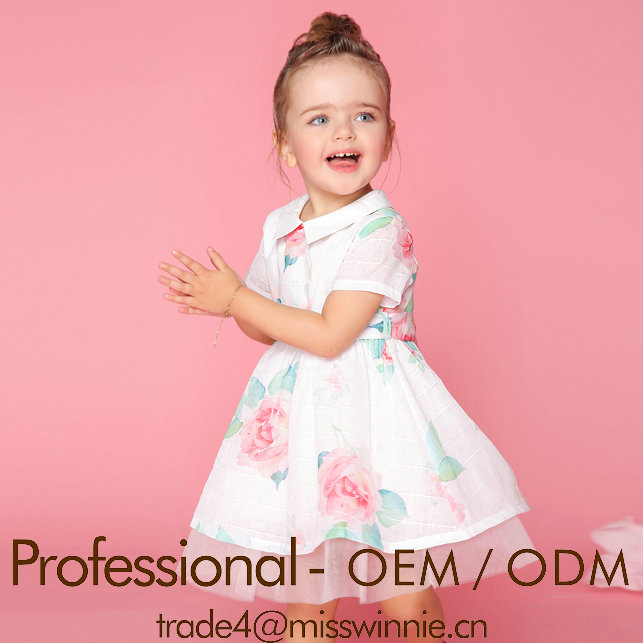 wholesale one year baby party dresses