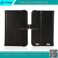 New arrival fashion style leather cases for iPad Air for tablets