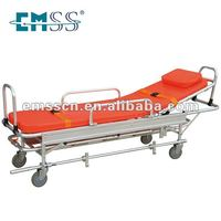 EMSS Hospital Patient Transport Stretcher