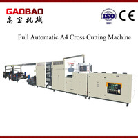 Automatic A4 Paper Cutting &Packaging Machine Easy