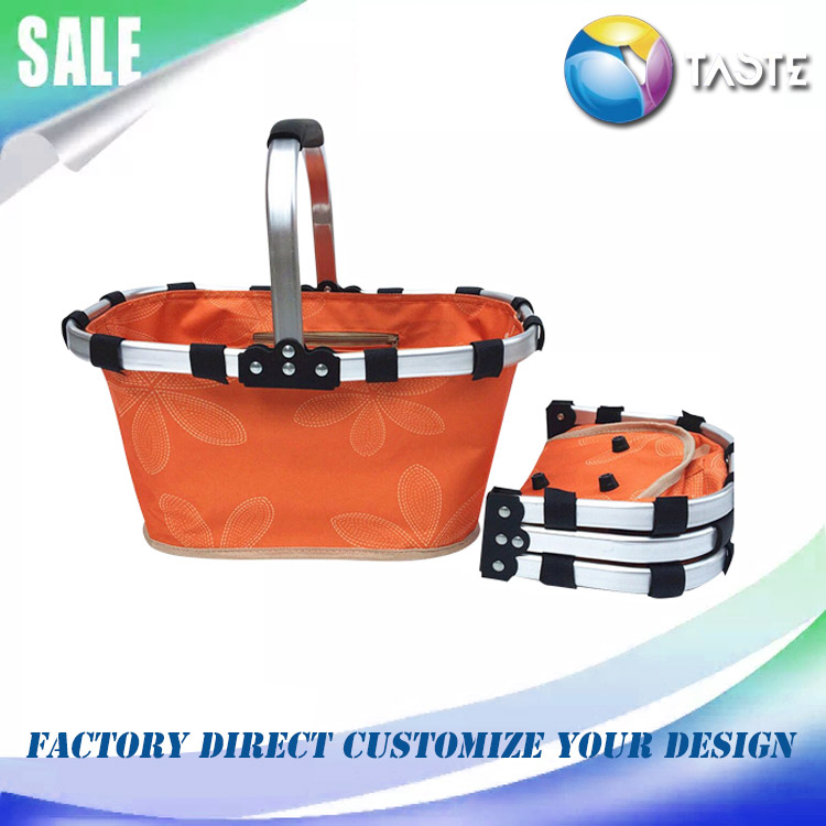 China supplier wholesale insulated picnic basket set for promotion