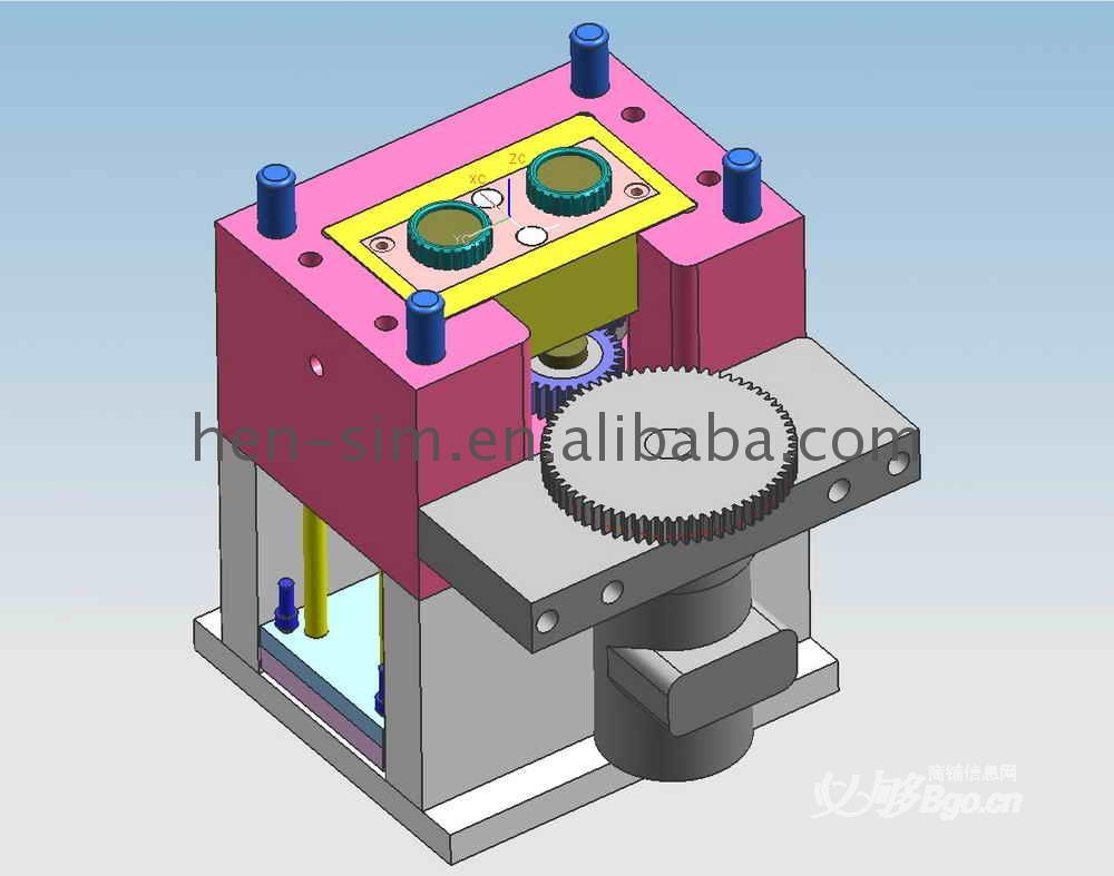 mould injection polycarbonate molded parts