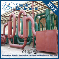 2015 high performance best choice pipe dryer/ hot air dryer/sawdust hot air pipe dryer with competitive price