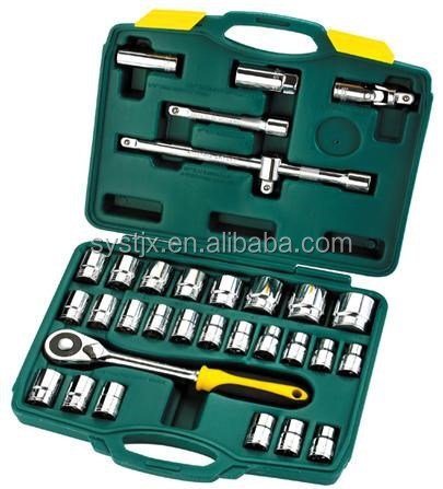 "Multi Auto Tool Kit 32PCS 1/2"" DRIVE SET"