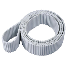 White Color Megadyne Timing Belt For Circular Knitting Machine