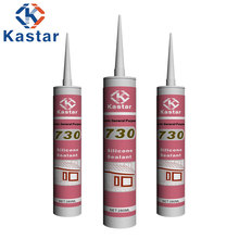 GP acid silicone sealant for gap filling and bonding