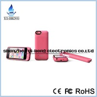Original 2600mah power charger case for iPhone 5C
