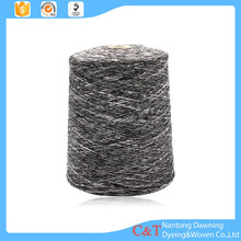 china factory32S/2 dyeing acrylic /cotton fancy yarns for knitting