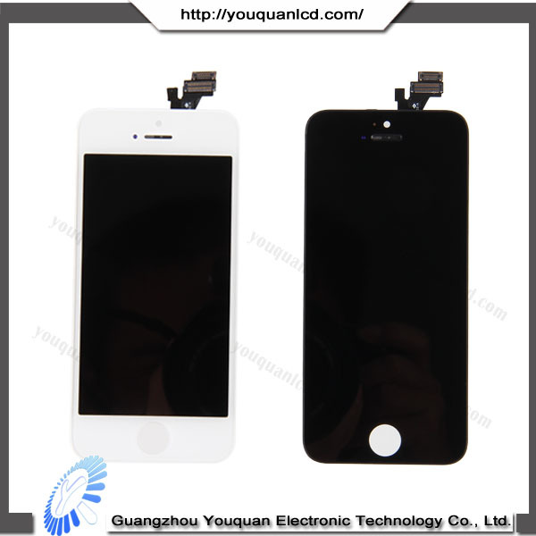 Hot sale for iphone 5 LCD screen assembly,LCD screen for iphone5