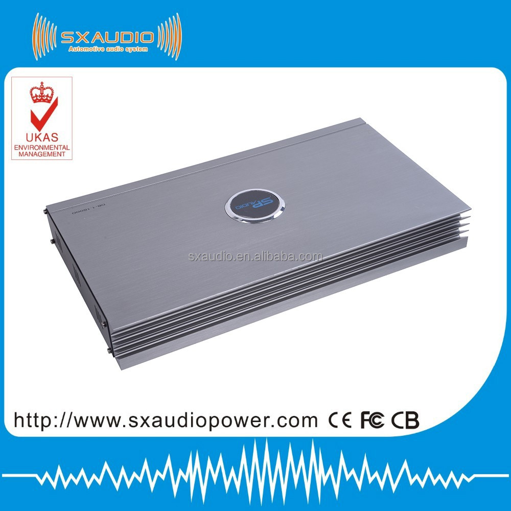 Class D 1500W DB series Amplifier Car factory car amplifier class d mono with best price