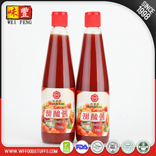 China Manufacturer Cooking Sauce Sweet and Sour Sauce