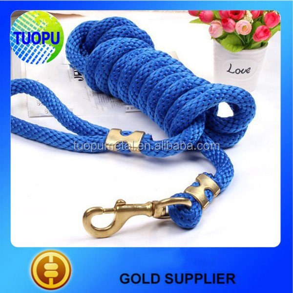 Tuopu high strength hardware dog leash and panic snap hook for sale