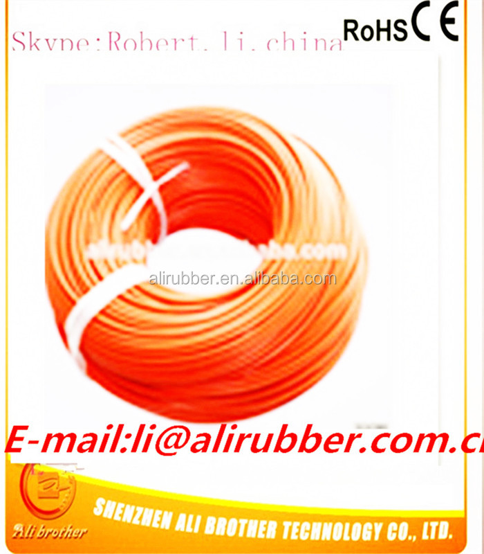 220V Silicone Rubber Heating Cable