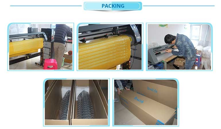 TENETH Cutting plotter/Sticker cutting machine/cutting plotter used for cut vinyl