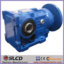 hollow reduction geared motor for lifting machine