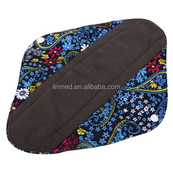 Different Types Of Sanitary Pads Washable Reusable Menstrual Pads