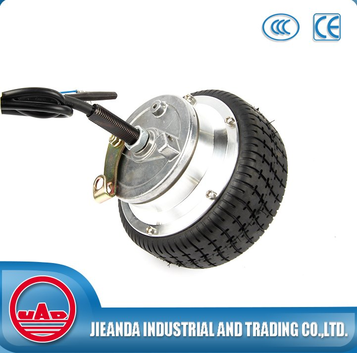 Electric bike electric car wheel geared hub motor