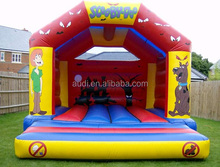 hot sale disny inflatable Scooby Doo Bouncy Castle