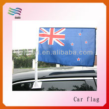 Costom Union Jack Car Window Flag