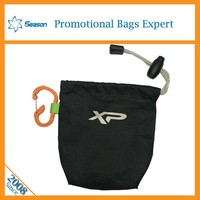 nylon taffta drawstring bag waterproof bag