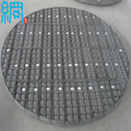 Vapor Liquid Separation Demister pad Diameter 300mm-6000mm