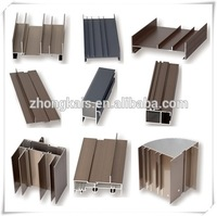 aluminum window bearings curtain