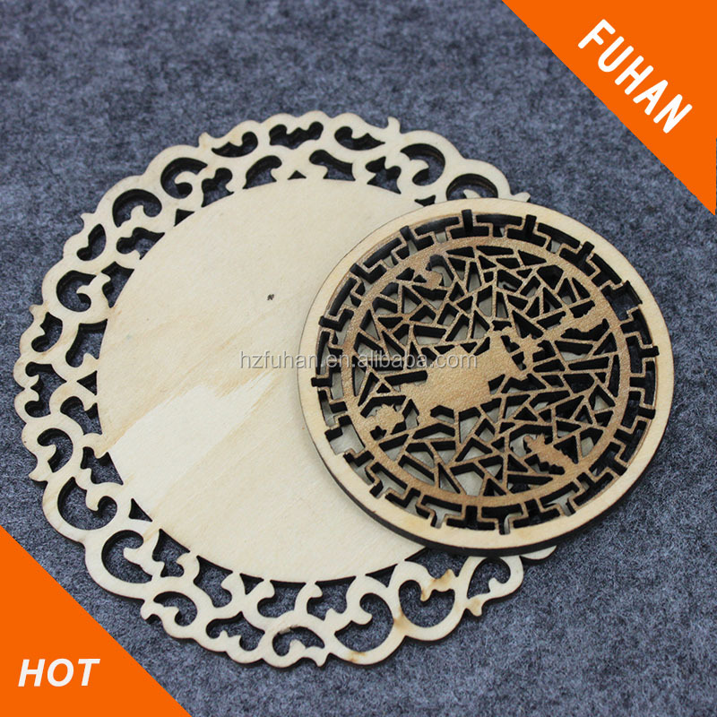 Good Quality Strip One Side Engrave Wood Hang Tag