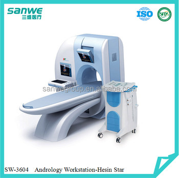 Sanwe SW-3604 Erectile Dysfunction Diagnostic and Therapeutic Apparatus for Premature Ejaculation,Sexual Disorder,Impotence