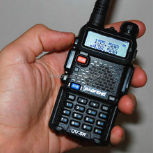 CE FCC Cheap Baofeng UV-5R VHF/UHF Handheld Two Way Radio