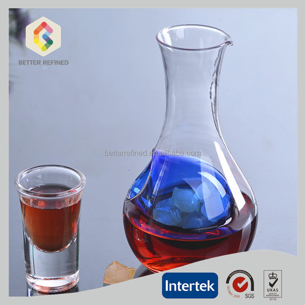 Novelty Cocktail Cooling Tools Glass Wine Decanter